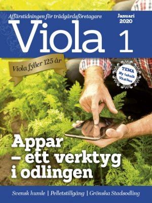Viola nr 1 2020 – framsida